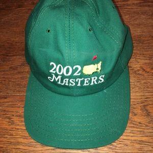 Masters 2002 Hat